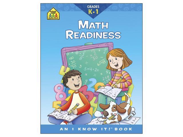 Curriculum Workbook-Math Readiness - Grades K-1