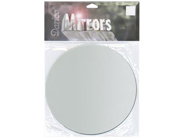 Round Glass Mirror 1/Pkg-5
