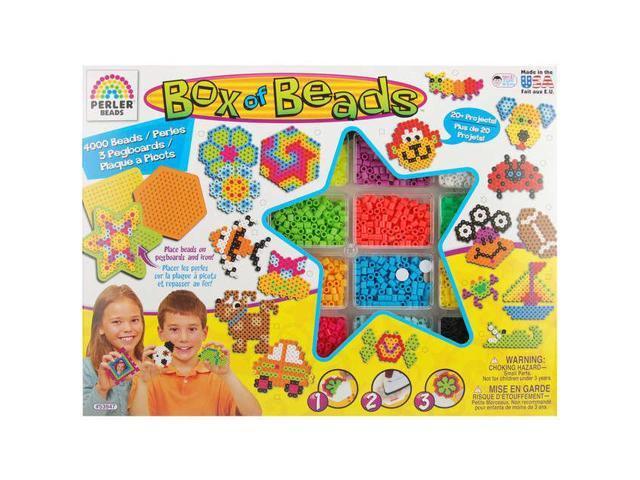 Perler Fused Bead Kit-Box Of Beads