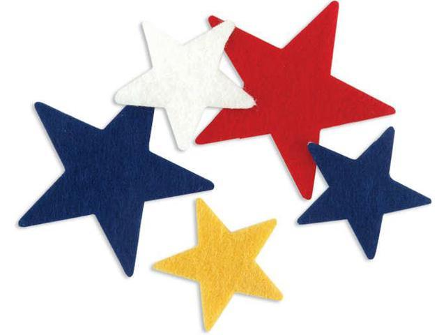 Feltables Shapes-Stars 68/Pkg