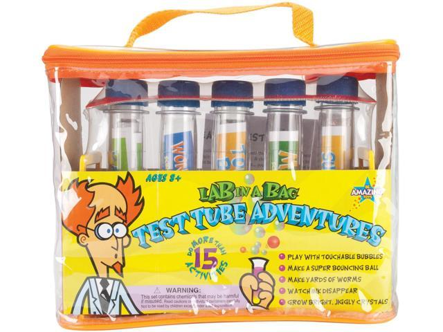 Lab In A Bag Test Tube Adventures Kit-