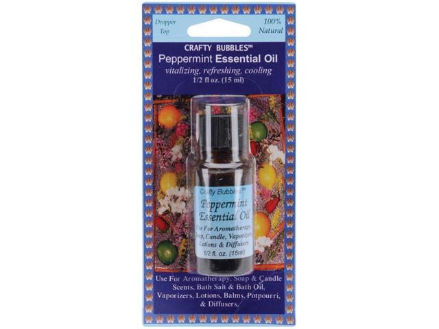 Essential Oil .5oz-Peppermint