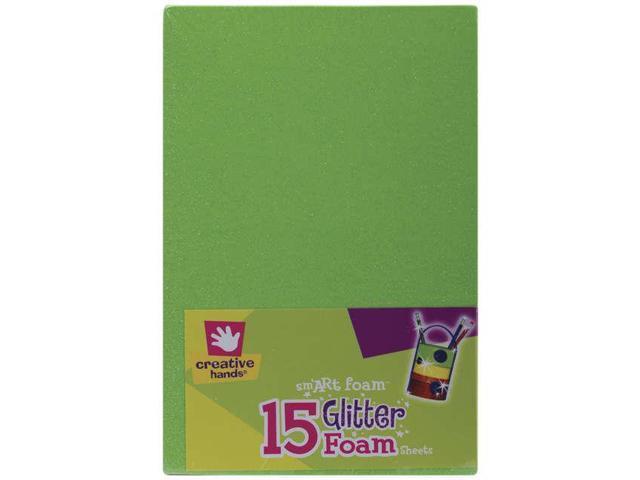 Glitter Foam Sheets 5.5