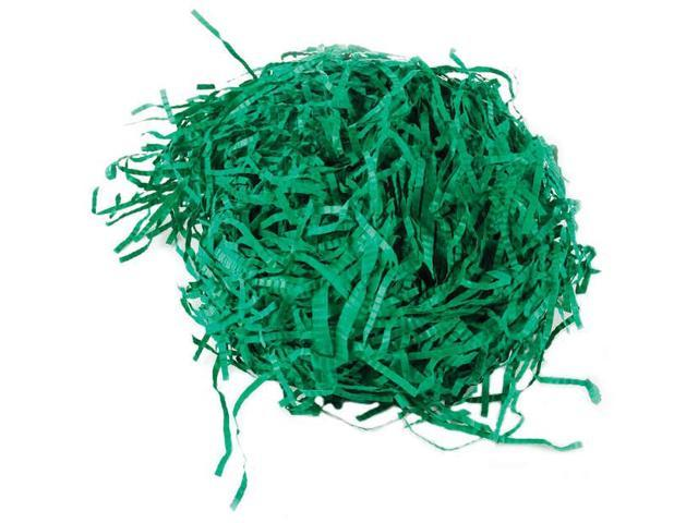 Krinkled Shreds 2oz-Emerald Green