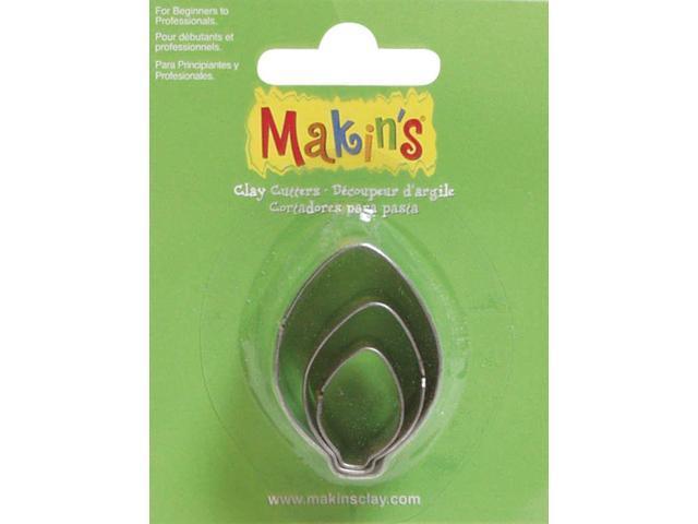 Makin's Clay Cutters 3/Pkg-Bulb Ornament