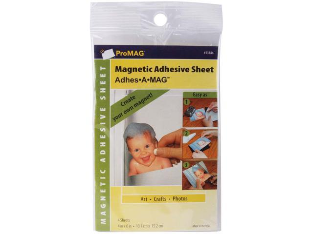 ProMag Adhesive Magnetic Sheets-4