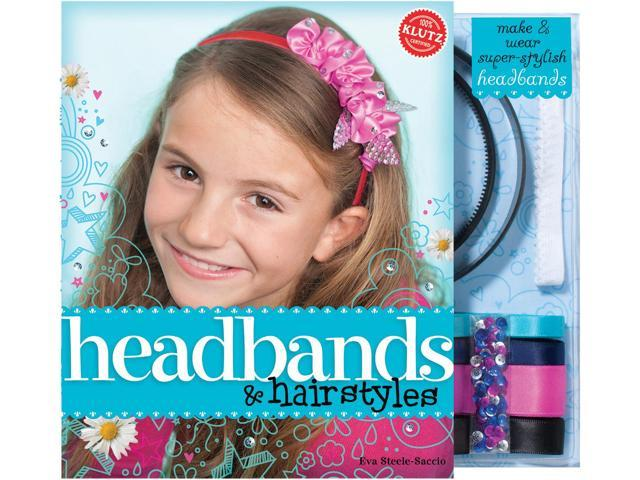Headbands & Hairstyles Book Kit-
