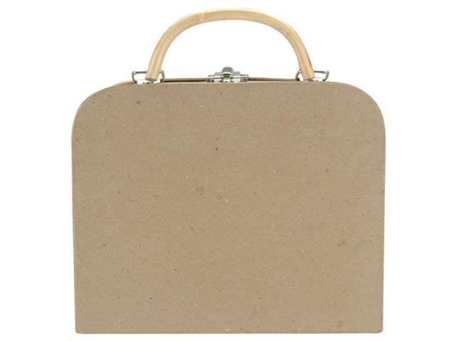 Paper Mache Box Purse-10