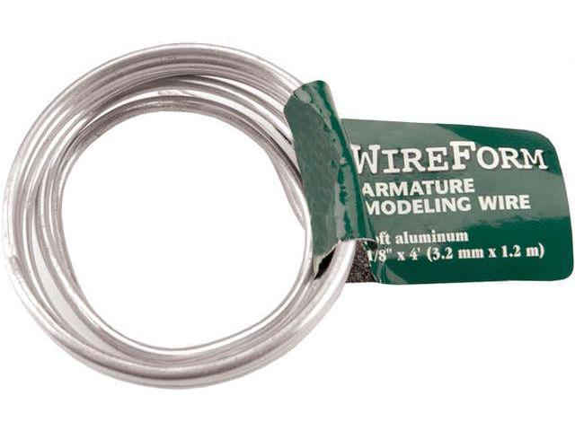 WireForm Armature Modeling Wire .125