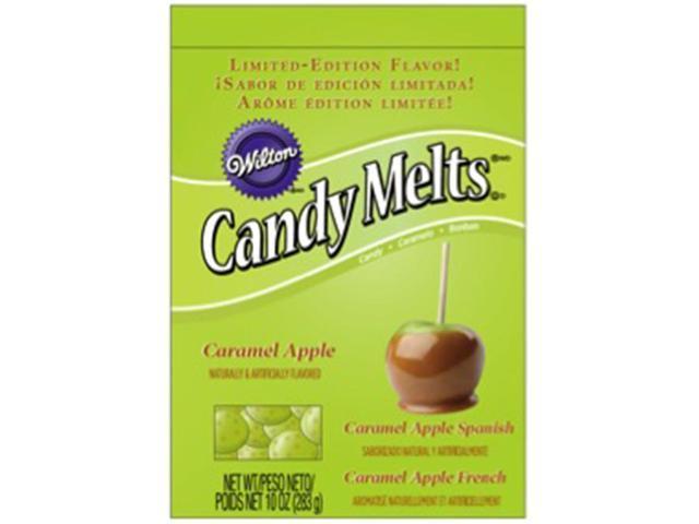 Candy Melts 10Oz-Caramel Apple