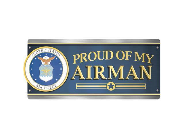 Car Magnet-U.S. Air Force - Proud Of My Airman