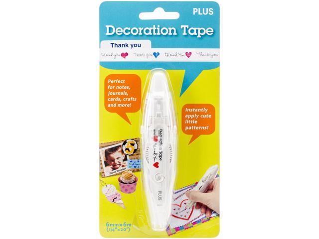 Decoration Tape Pen-Thank You