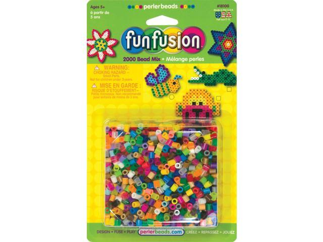 Perler Beads Multi Mix - 2000 Count