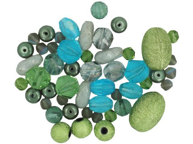 Design Elements Beads 28g-French Riviera