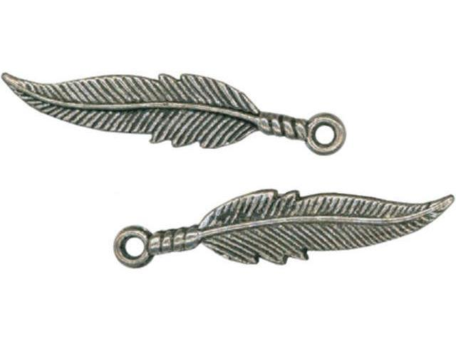 Feather Charms 1.5625