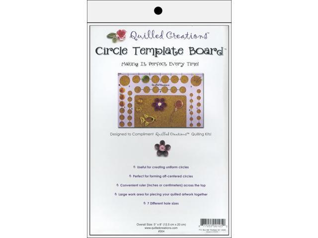 Circle Template Board-5