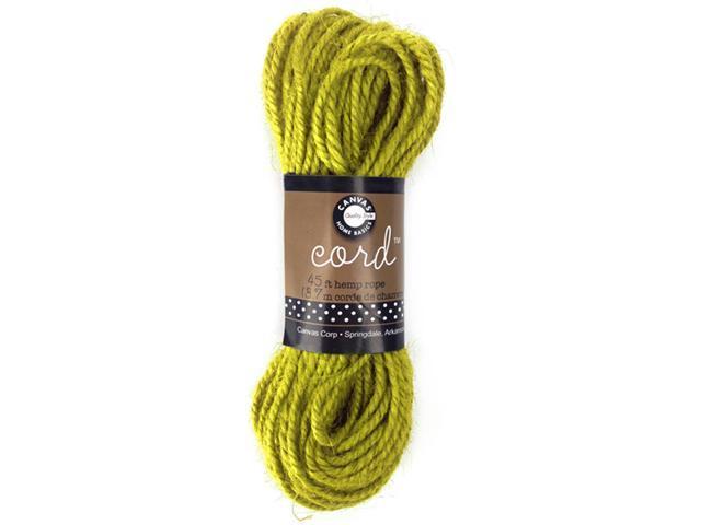 Hemp Rope 45'-Yellow