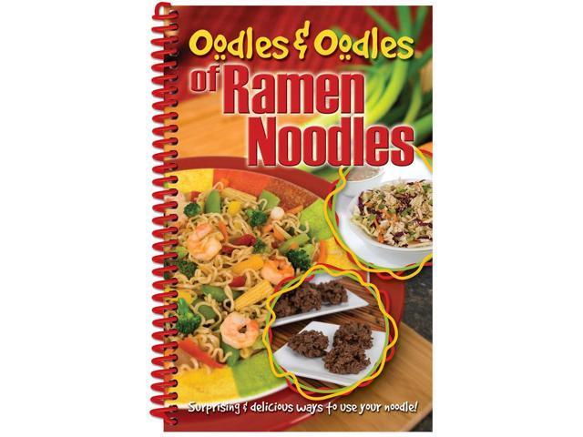 Oodles & Oodles Of Ramen Noodles-