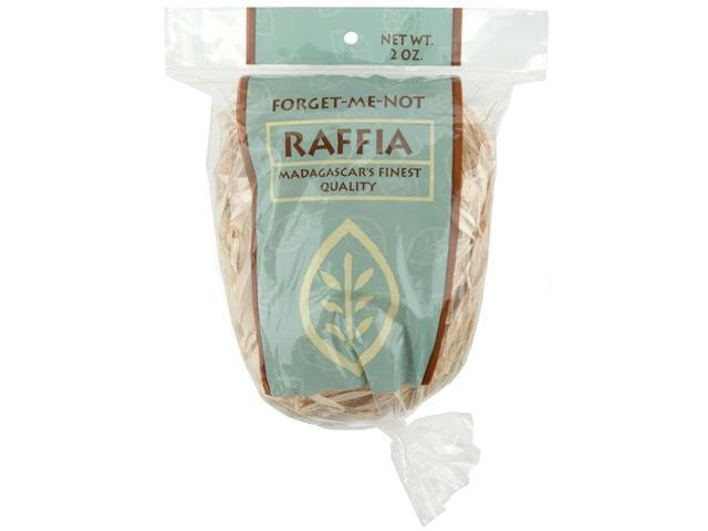 Raffia 2oz-Natural