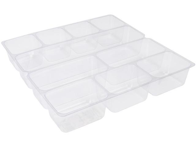 Darice 413892 Protect & Store Tray-Insert For 12 in. x 12 in. Box