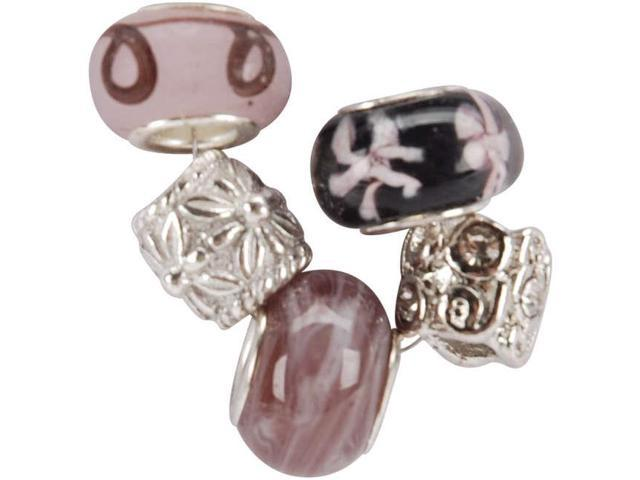 Uptown Bead Collection 5/Pkg-Style #3
