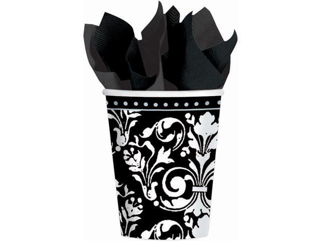 Paper Cups 9oz 8/Pkg-Formal Affair
