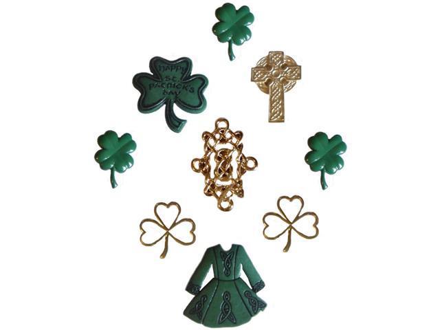 Dress It Up Holiday Embellishments-Celtic Creations
