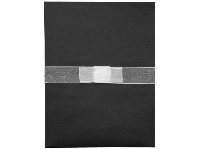 Invitation Kit Makes 25-Elegance Black & White