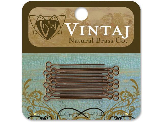 Vintaj Metal Eye Pins-1