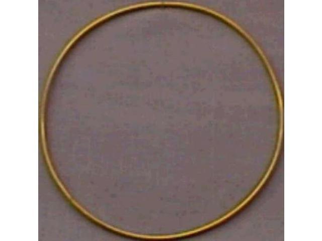 Darice Gold Metal Ring, 8-Inch
