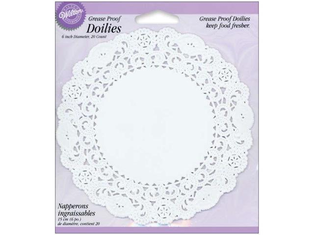 Greaseproof Doilies-6