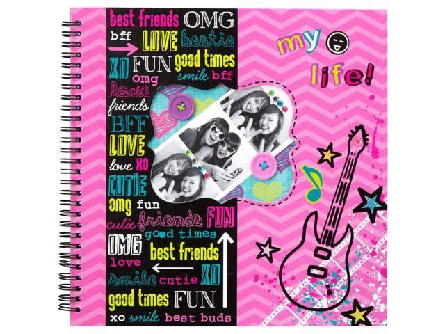Scrapbook Kit-Friends 4Ever
