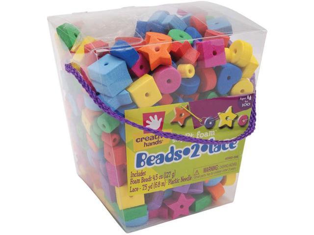 Foam Beads-2-Lace Kit-