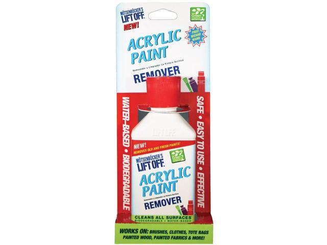Lift Off Acrylic Paint Remover-4.5oz