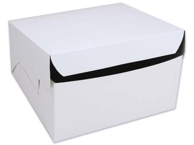 Cake Box-White 12