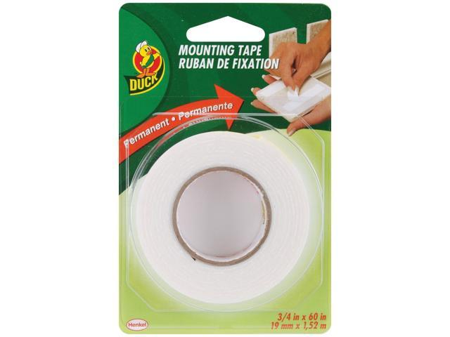 Permanent Double-Sided Mounting Tape-.75