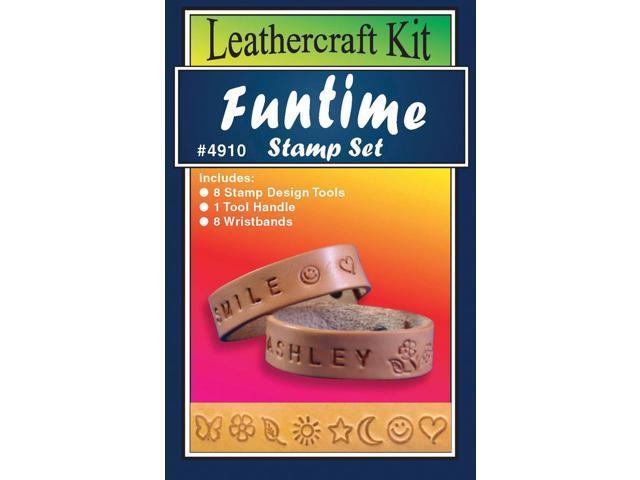 Leathercraft Kit-Funtime Stamp Set