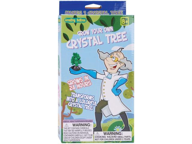 Amazing Science Grow Your Own Crystal Tree Kit-