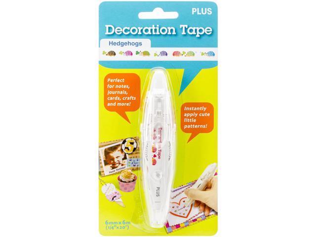 Decoration Tape Pen-Hedgehogs