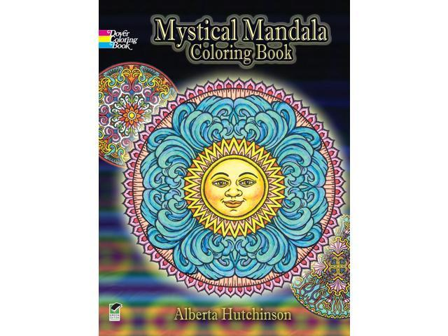 Dover Publications-Mystical Mandala Coloring Book
