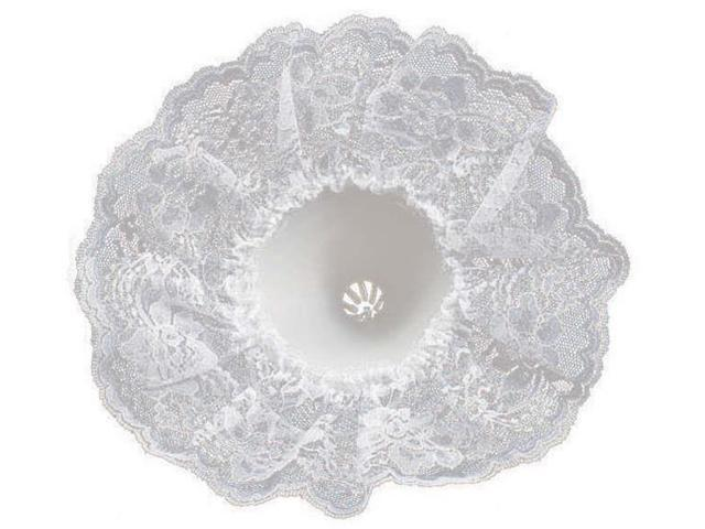 Bouquet Holder Lace Collar 9