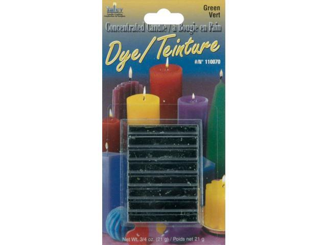 Concentrated Candle Dye .75oz Block-Green
