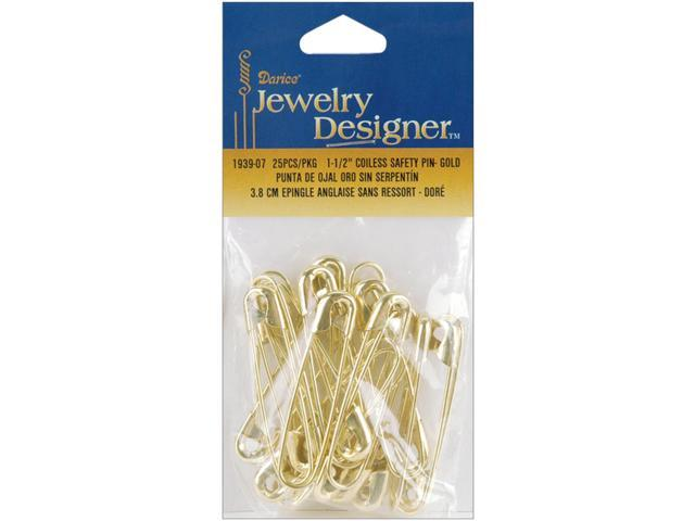 Coiless Safety Pins-1.5
