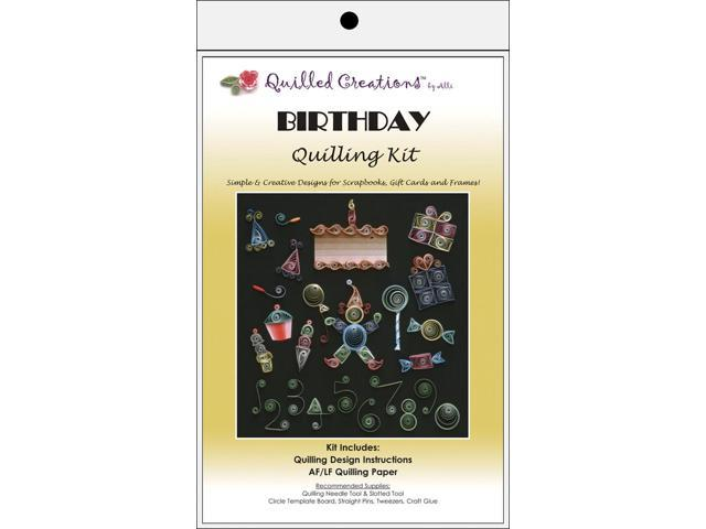 Quilling Kit-Birthday