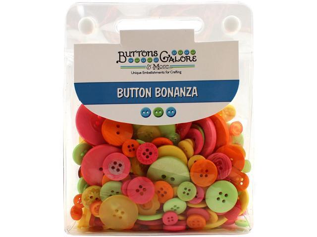 Buttons Galore Button Bonanza-Fiesta