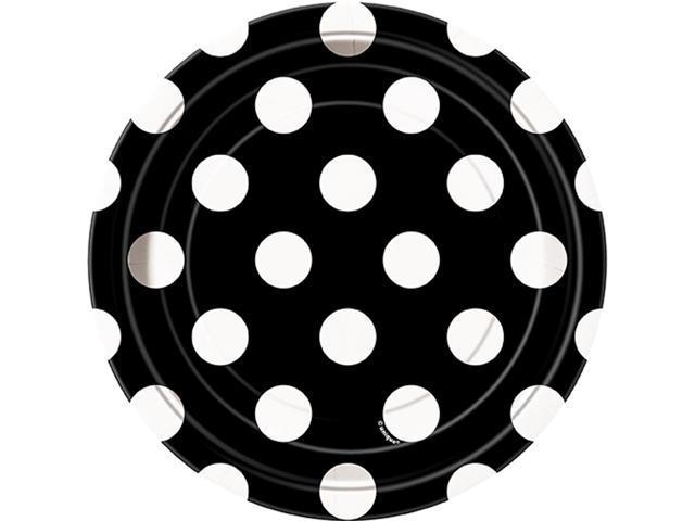 Round Plates 6.75