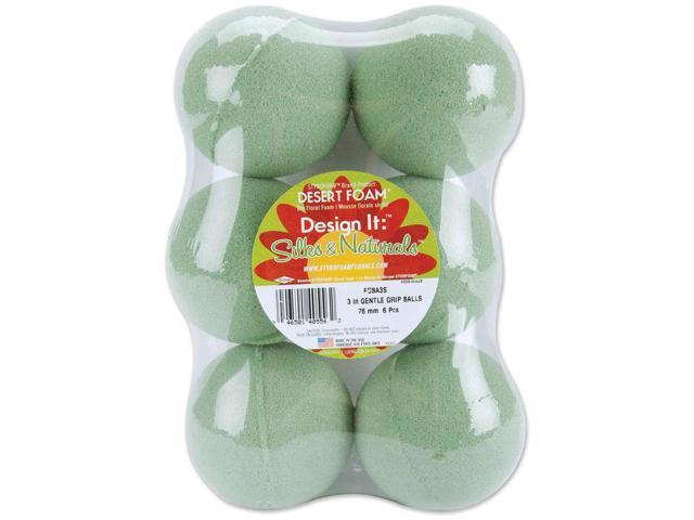 Dry Foam Balls 6/Pkg-3