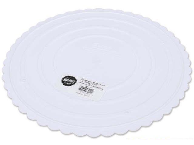 Decorator Preferred Cake Plate-12