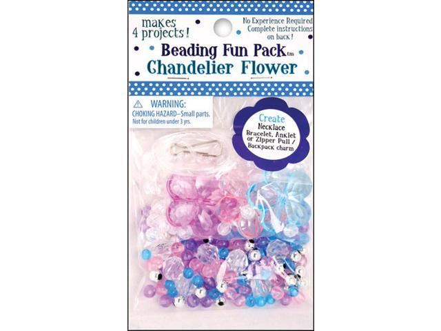 Beading Fun Pack-Chandelier Flower