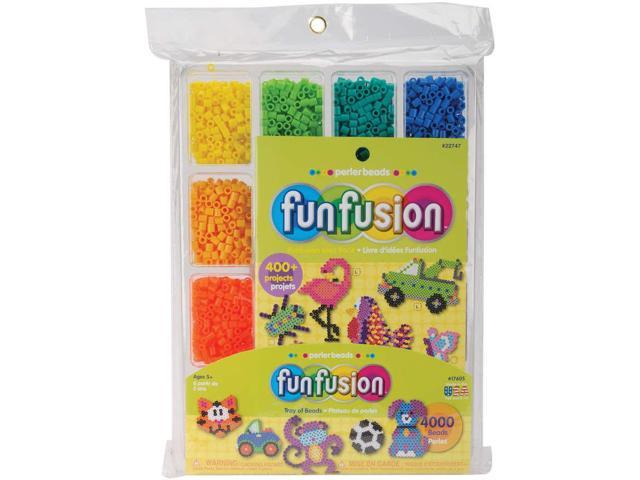 Perler Tray of Fuse Beads (4000 Beads) by EK Success Brands